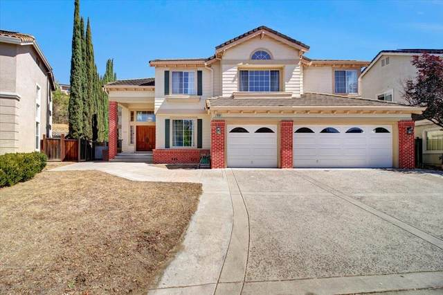 6594 Pfeiffer Ranch Rd, San Jose, CA 95120 (#ML81863515) :: Real Estate Experts