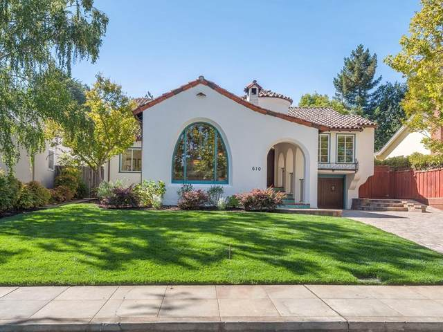 610 Edinburgh St, San Mateo, CA 94402 (#ML81863528) :: The Kulda Real Estate Group