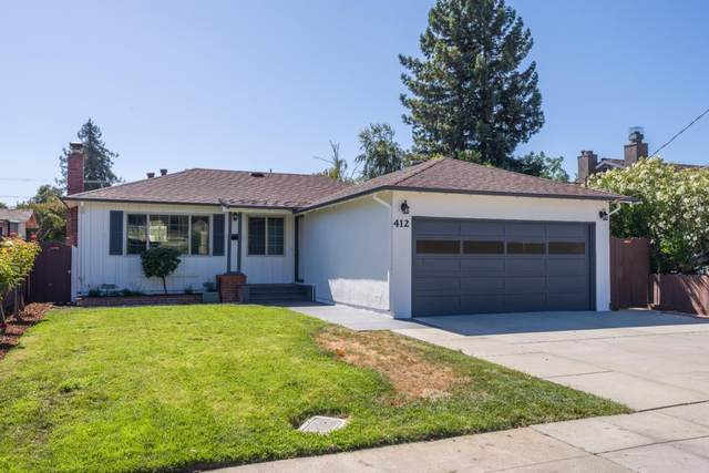 412 Ruby St, Redwood City, CA 94062 (#ML81863550) :: RE/MAX Gold