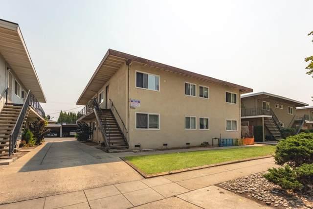 1096 Roewill Dr, San Jose, CA 95117 (#ML81863564) :: Schneider Estates
