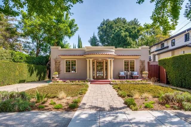 868 Boyce Ave, Palo Alto, CA 94301 (#ML81863577) :: The Sean Cooper Real Estate Group