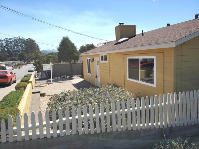 1269 Harding St, Seaside, CA 93955 (#ML81863580) :: Intero Real Estate