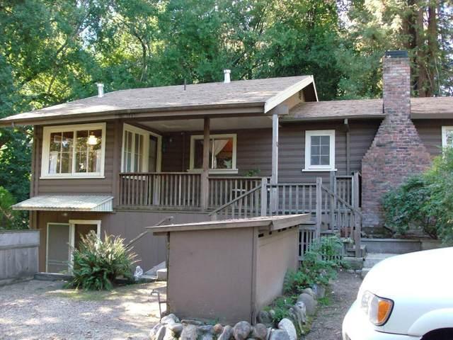 117 Redwood Dr, Felton, CA 95018 (#ML81863609) :: The Goss Real Estate Group, Keller Williams Bay Area Estates