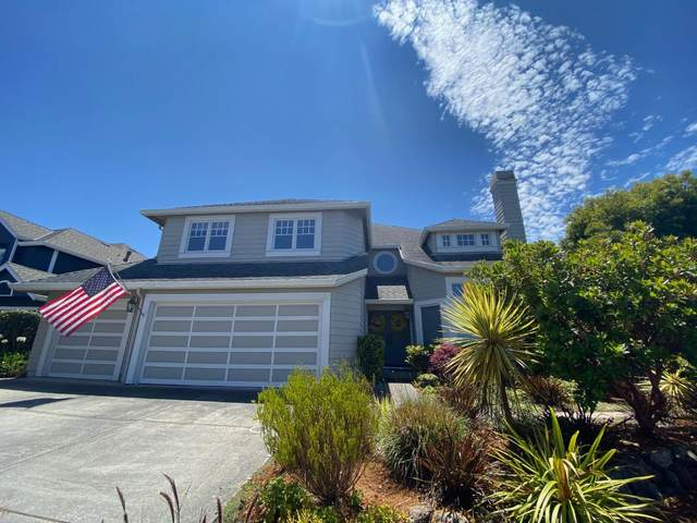 241 Eagle Trace Dr, Half Moon Bay, CA 94019 (#ML81863619) :: The Kulda Real Estate Group