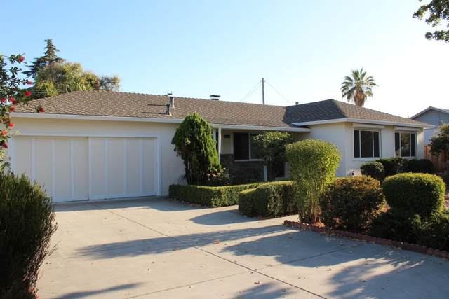 1578 Foxworthy Ave, San Jose, CA 95118 (#ML81863642) :: Schneider Estates