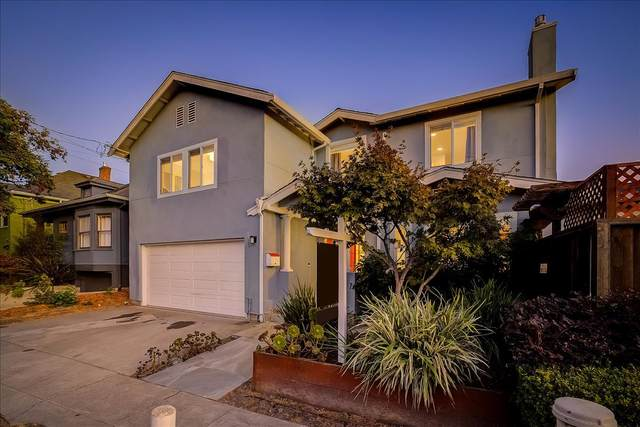 597 59th St, Oakland, CA 94609 (#ML81863651) :: The Kulda Real Estate Group