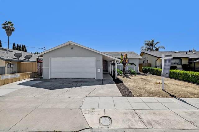 864 Saint Bede Ln, Hayward, CA 94544 (#ML81863669) :: The Realty Society