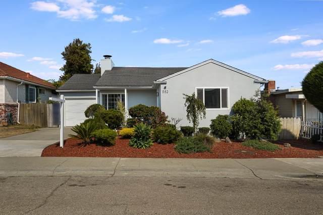 552 Acacia Ave, San Bruno, CA 94066 (#ML81863686) :: Strock Real Estate