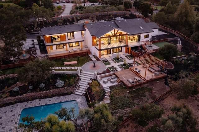 150 Brookwood, Woodside, CA 94062 (#ML81863688) :: The Kulda Real Estate Group