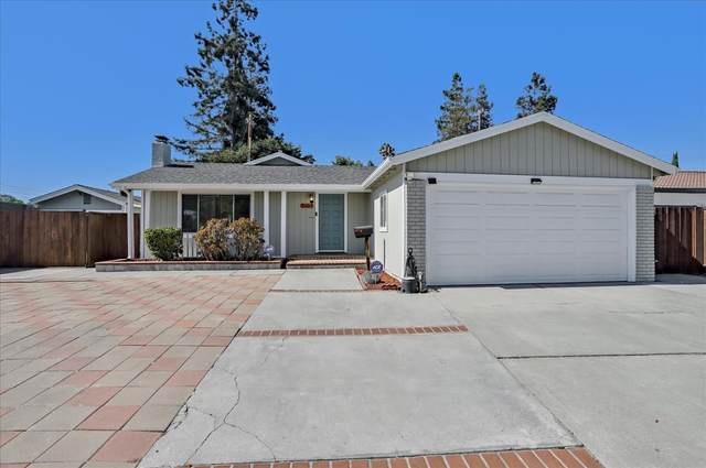 2603 Lucena Dr, San Jose, CA 95132 (#ML81863698) :: Intero Real Estate