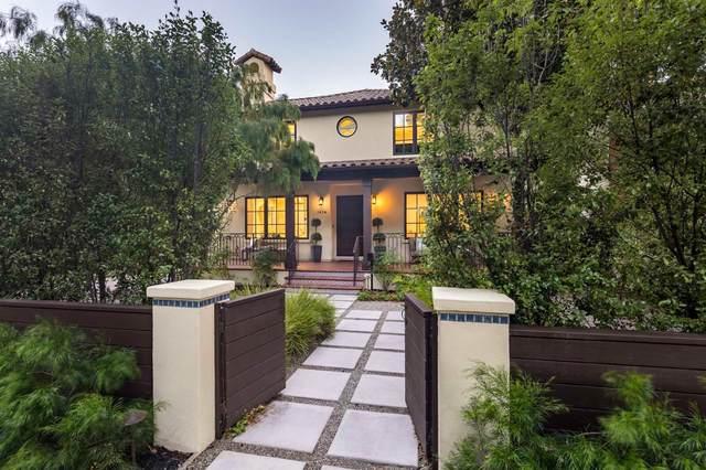 1436 Hamilton Ave, Palo Alto, CA 94301 (#ML81863714) :: Real Estate Experts