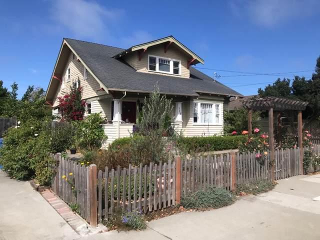 415 California St, Santa Cruz, CA 95060 (#ML81863737) :: Strock Real Estate