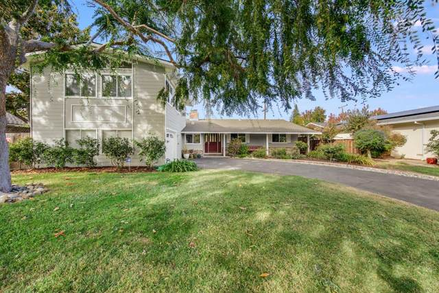1085 Valley Forge Dr, Sunnyvale, CA 94087 (#ML81863778) :: The Realty Society