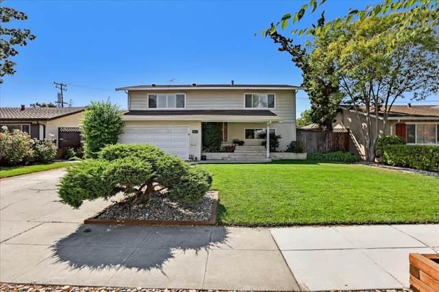 3364 Merrimac Dr, San Jose, CA 95117 (#ML81863789) :: Schneider Estates