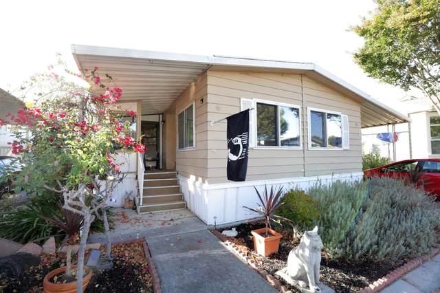 1111 Morse Ave 61, Sunnyvale, CA 94089 (#ML81863792) :: RE/MAX Gold