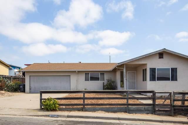 1608 Luzern St, Seaside, CA 93955 (#ML81863799) :: Intero Real Estate