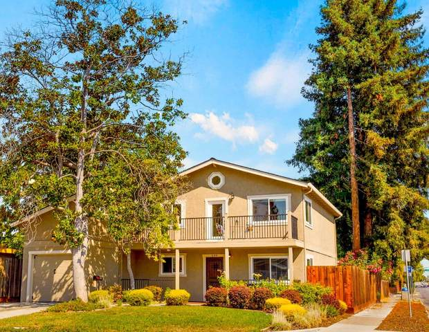 599 Balsam Ave, Sunnyvale, CA 94085 (#ML81863802) :: Live Play Silicon Valley