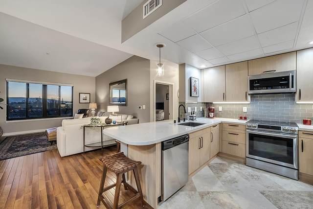 88 Bush St 4195, San Jose, CA 95126 (#ML81863822) :: Real Estate Experts