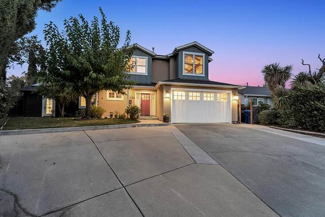 1025 Steinway Ave, Campbell, CA 95008 (#ML81863839) :: Robert Balina | Synergize Realty