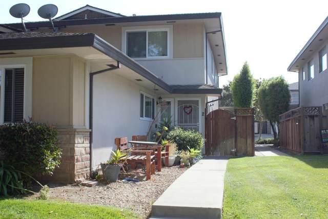 4831 Capay Dr 4, San Jose, CA 95118 (#ML81863857) :: Strock Real Estate