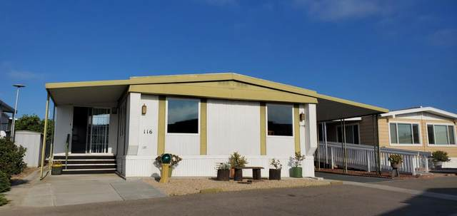 150 Kern St 116, Salinas, CA 93905 (#ML81863858) :: The Kulda Real Estate Group