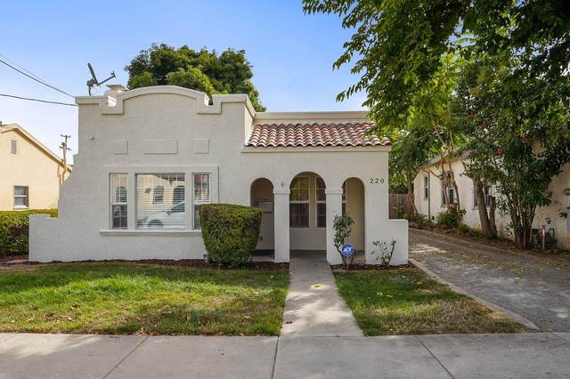 220 Lincoln Ave, San Jose, CA 95126 (#ML81863875) :: Real Estate Experts