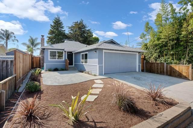 111 Surfside Ave, Santa Cruz, CA 95060 (#ML81863879) :: Strock Real Estate