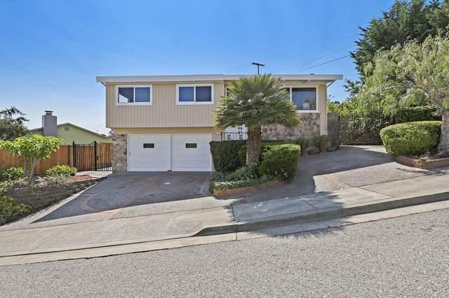 1069 Crestview Dr, Millbrae, CA 94030 (#ML81863885) :: Real Estate Experts