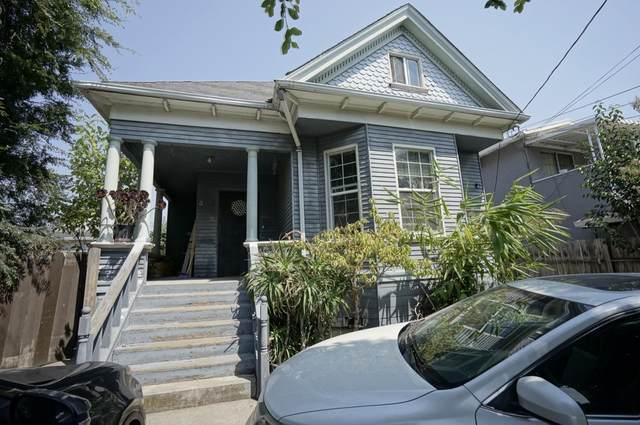 3436 Salisbury St, Oakland, CA 94601 (#ML81863886) :: Intero Real Estate