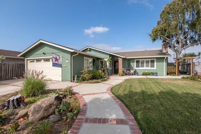 715 Saint Charles Way, Salinas, CA 93905 (#ML81863901) :: Strock Real Estate