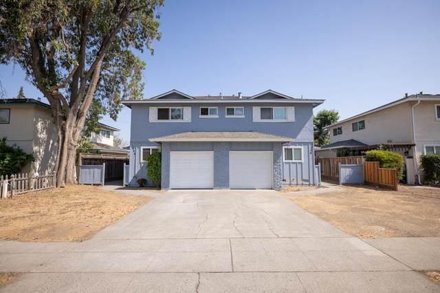 1224-1226 Flora Ave, San Jose, CA 95117 (#ML81863902) :: RE/MAX Gold