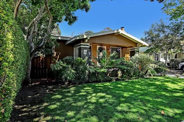 1112 Balboa Ave, Burlingame, CA 94010 (#ML81863912) :: The Kulda Real Estate Group