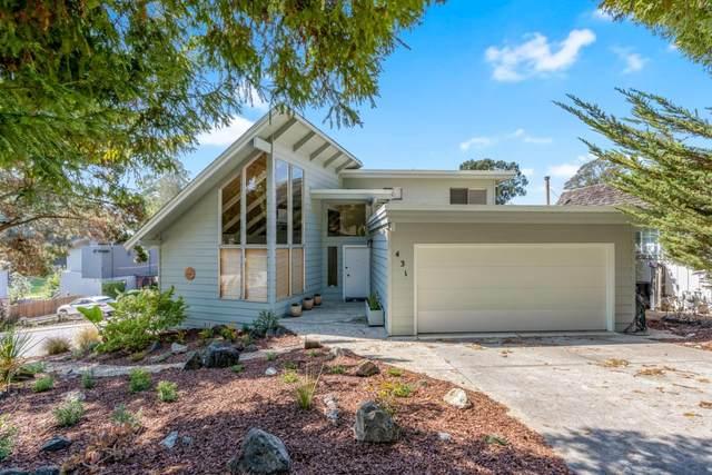 431 Palmer Ave, Aptos, CA 95003 (#ML81863932) :: Strock Real Estate