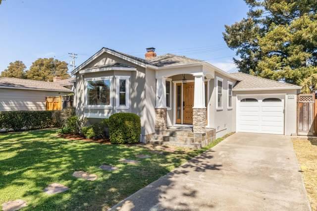 916 Linden Ave, Burlingame, CA 94010 (#ML81863934) :: The Kulda Real Estate Group