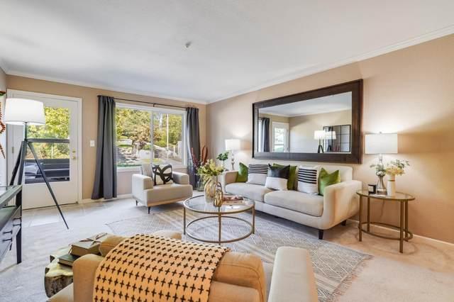 4004 Farm Hill Blvd 106, Redwood City, CA 94061 (#ML81863945) :: The Sean Cooper Real Estate Group