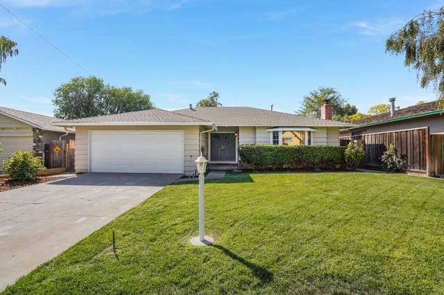 4072 Teale Ave, San Jose, CA 95117 (#ML81863969) :: RE/MAX Gold