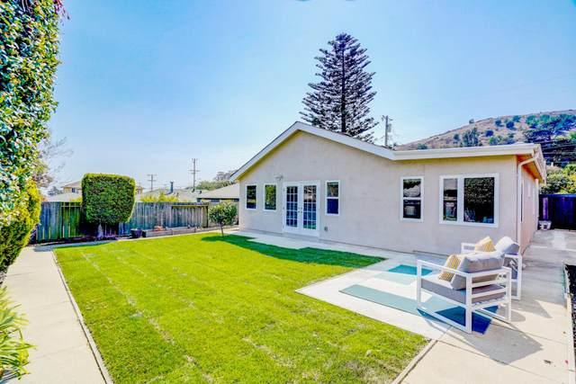 508 Hemlock Ave, South San Francisco, CA 94080 (#ML81863971) :: RE/MAX Gold