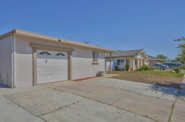 457 Chaparral St, Salinas, CA 93906 (#ML81863978) :: The Kulda Real Estate Group