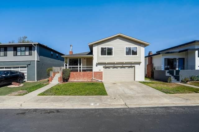 624 Newman Dr, South San Francisco, CA 94080 (#ML81863992) :: The Gilmartin Group