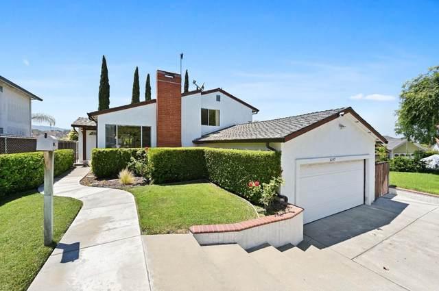 6247 Royal Oak Ct, San Jose, CA 95123 (#ML81864014) :: Olga Golovko