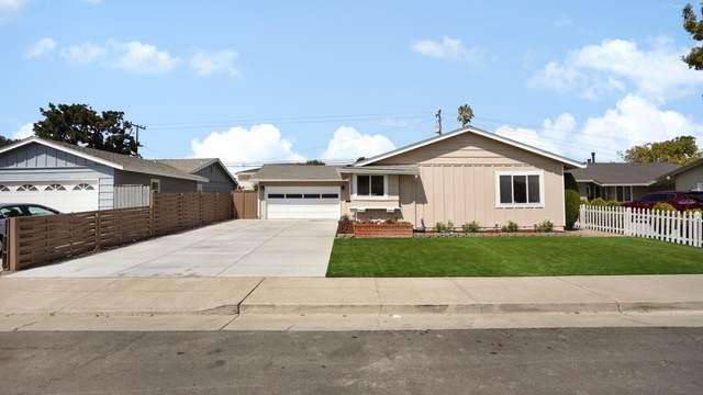 1805 Bahia St, San Mateo, CA 94403 (#ML81864025) :: Strock Real Estate