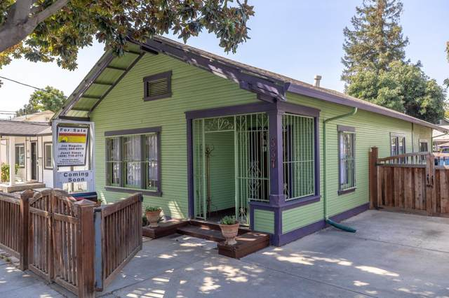 337 Irving Ave, San Jose, CA 95128 (#ML81864027) :: The Realty Society