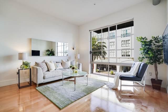 334 Santana Row 205, San Jose, CA 95128 (#ML81864037) :: Strock Real Estate