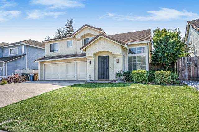 4836 Country Hills Dr, Antioch, CA 94531 (#ML81864039) :: The Realty Society