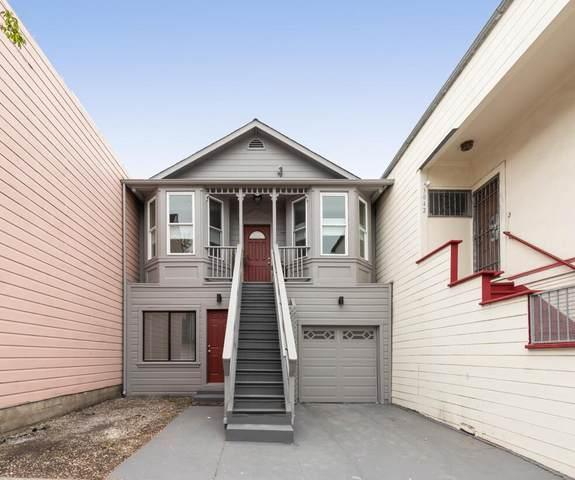 3054 San Bruno Ave, San Francisco, CA 94134 (#ML81864049) :: Paymon Real Estate Group