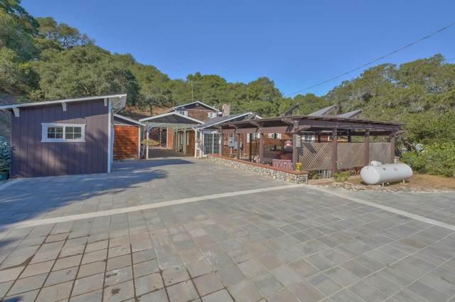 19184 Mallory Canyon Rd, Salinas, CA 93907 (#ML81864059) :: The Kulda Real Estate Group