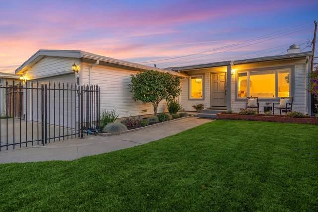 1842 Royal Ave, San Mateo, CA 94401 (#ML81864073) :: The Kulda Real Estate Group