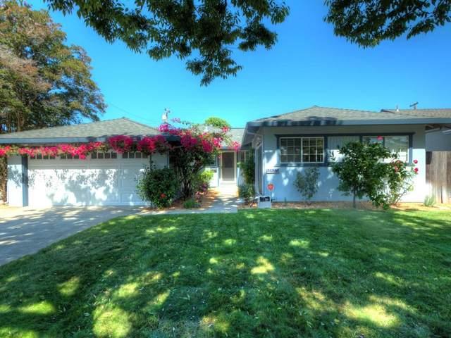 1437 Merrywood Dr, San Jose, CA 95118 (#ML81864083) :: Strock Real Estate