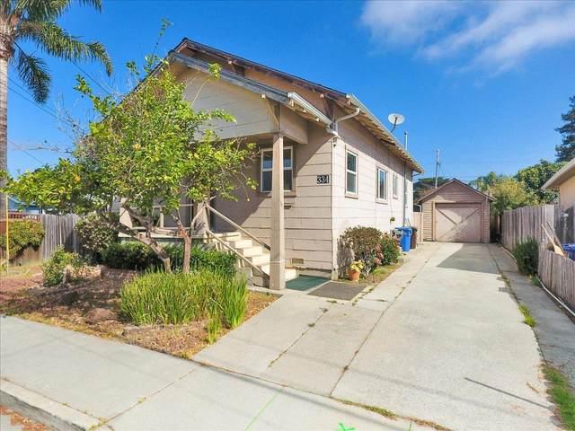 334 Dufour St, Santa Cruz, CA 95060 (#ML81864108) :: Strock Real Estate