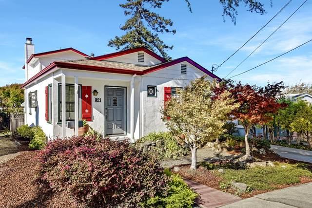 821 Pomona Ave, El Cerrito, CA 94530 (#ML81864114) :: Strock Real Estate